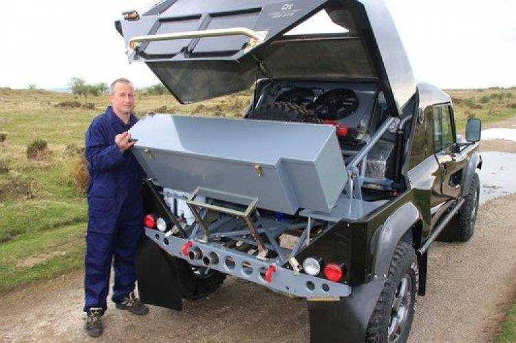 Qt Wildcat 300STR, el Impreza STI de los todoterrenos extremos