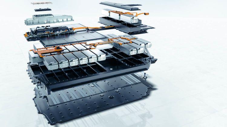 Que Es Grafeno Porsche Taycan Bateria