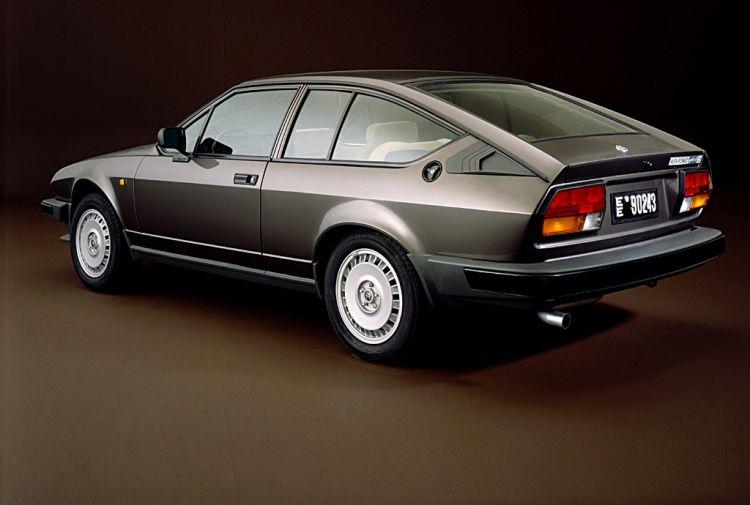 Que Es Marca Premium Alfa Romeo Alfetta Gtv6