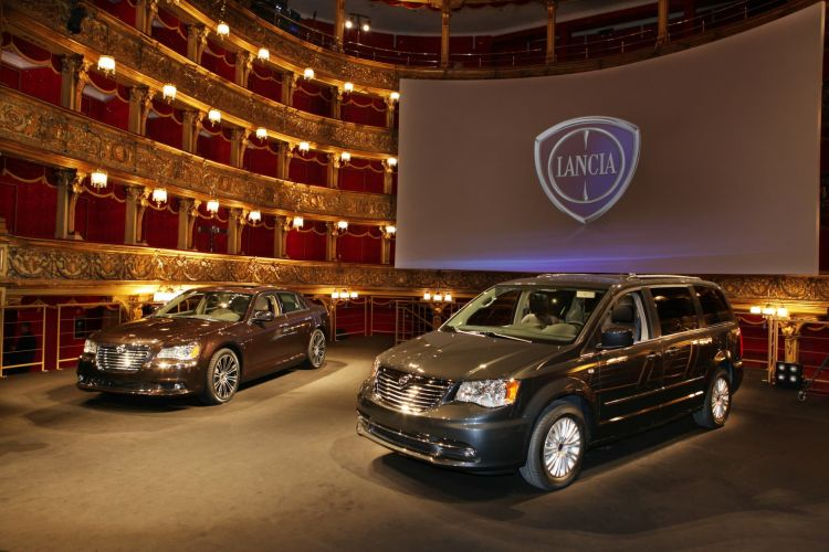 Que Es Marca Premium Lancia Tema Voyager Chrysler