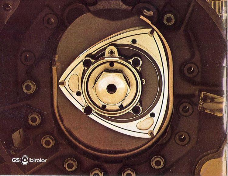 Que Es Motor Rotativo Wankel Citroen Gsbirotor