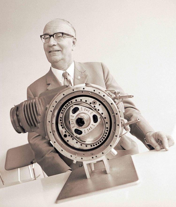 Que Es Motor Rotativo Wankel Felix Inventor