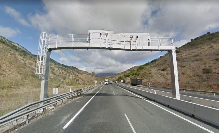 Radares De Tramo Dgt Portico Carretera