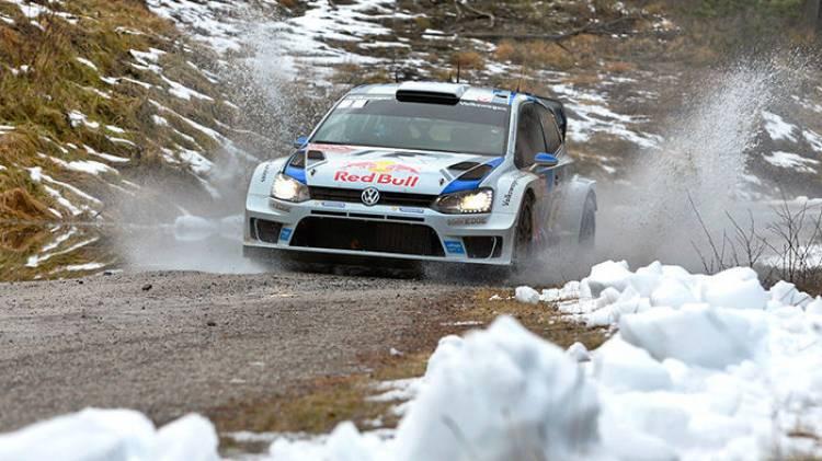 Rally de Monte Carlo 2014