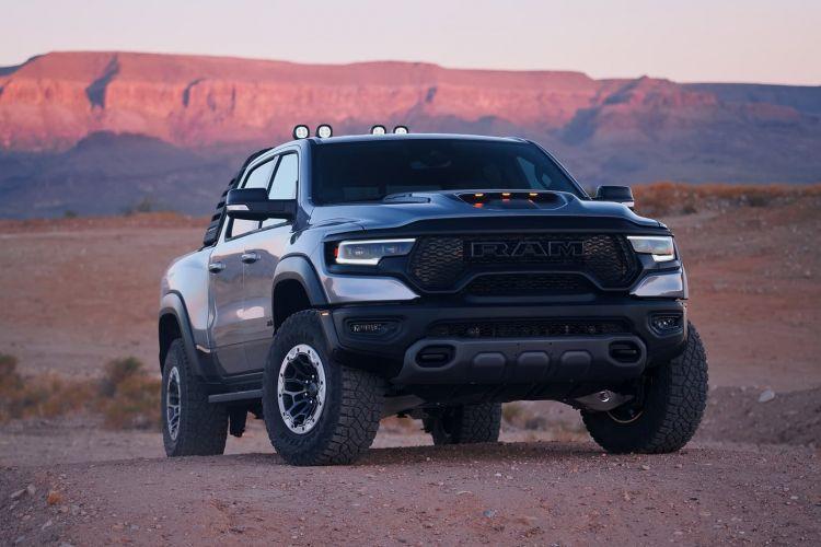 2021 Ram 1500 Trx Front 3/4