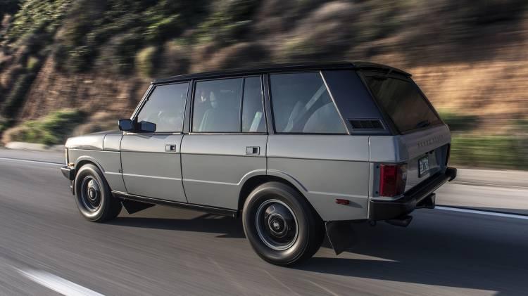 Range Rover Classic Ecd 2