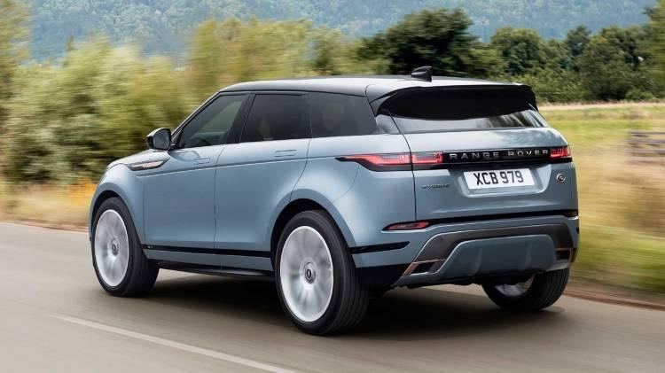 Range Rover Evoque 2019 1118 001