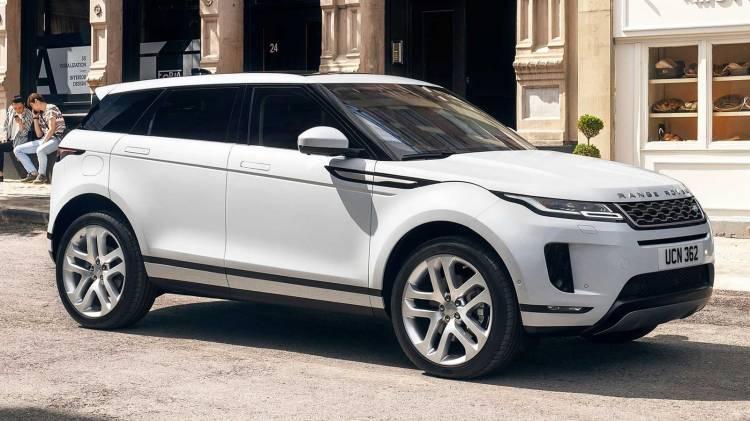 Range Rover Evoque 2019 1118 051