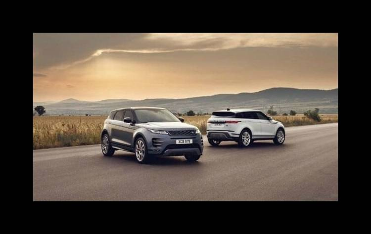 Range Rover Evoque 2019 Filtrado 3