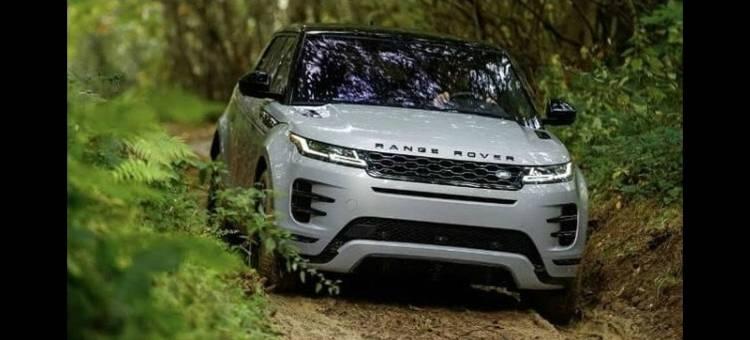 Range Rover Evoque 2019 Filtrado P