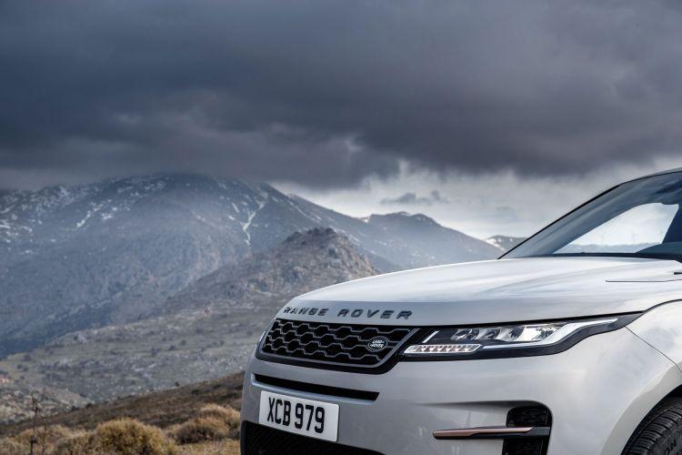 Range Rover Evoque 2019 Gris Detalles 05