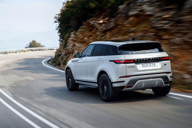 Range Rover Evoque 2019 Gris Movimiento 39