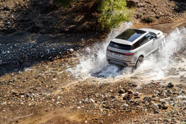 Range Rover Evoque 2019 Gris Todoterreno 19