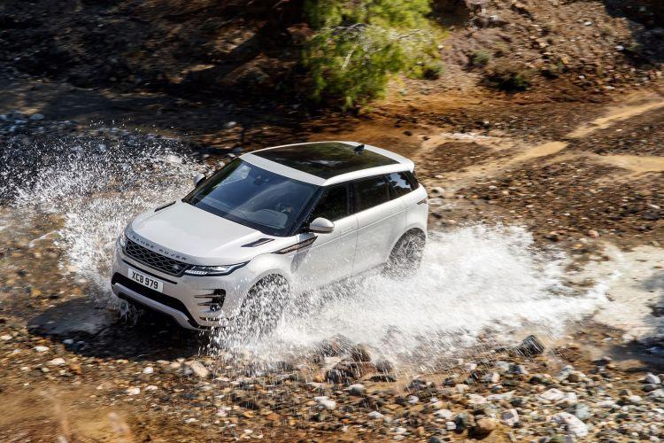 Range Rover Evoque 2019 Gris Todoterreno 20
