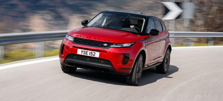 Range Rover Evoque 2019 Rojo 10