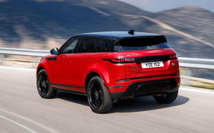 Range Rover Evoque 2019 Rojo 13