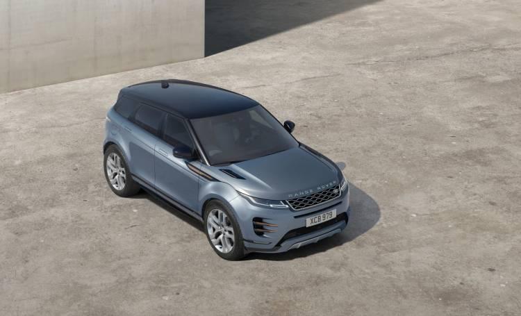 Range Rover Evoque 2019 Rr Evq 20my Studio S44 221118 01
