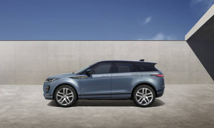 Range Rover Evoque 2019 Rr Evq 20my Studio S44 221118 04