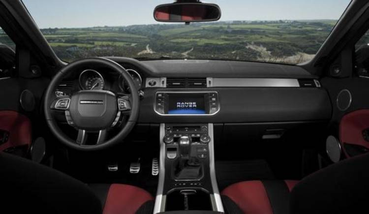 Range Rover Evoque 5 puertas Dynamic