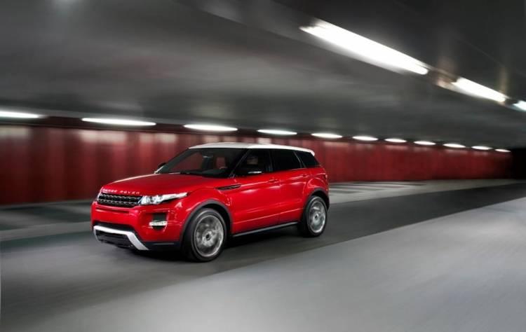 Range Rover Evoque de cinco puertas
