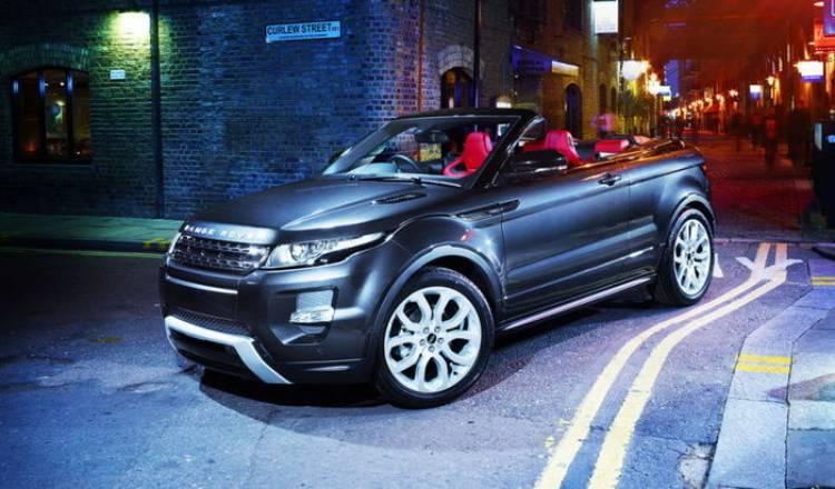 Range Rover Evoque XL: una nueva visión del SUV aparentemente programada para 2016