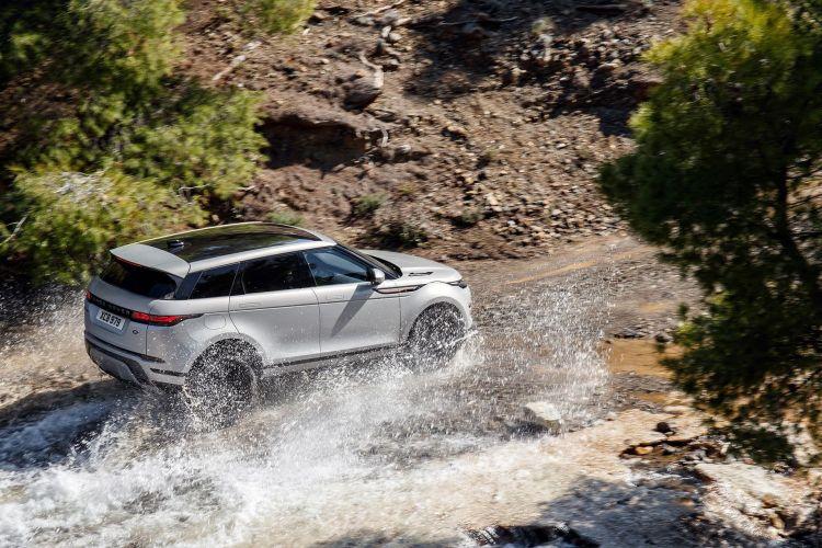 Range Rover Evoque Hibrido