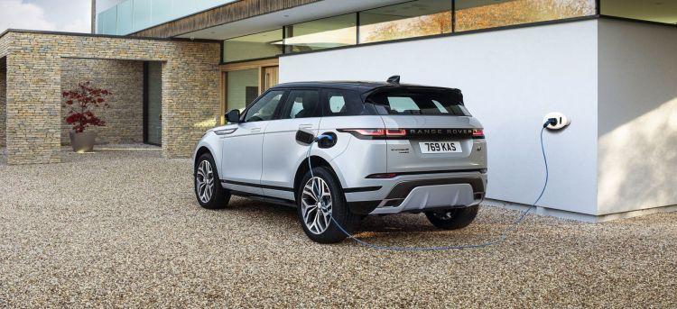 Range Rover Evoque Phev P