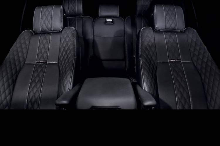 Range Rover RS500 por Project Kahn y Cosworth