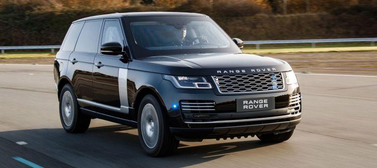 Range Rover Sentinel 2019 P