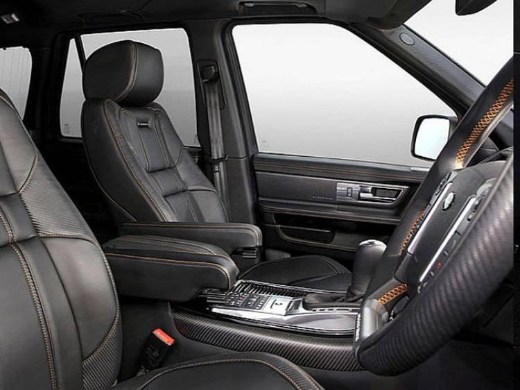 Range Rover Sport GTS-X