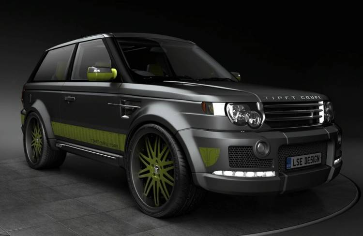 Range Rover Tiret Sport Coupé