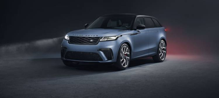 Range Rover Velar Svautobiography P
