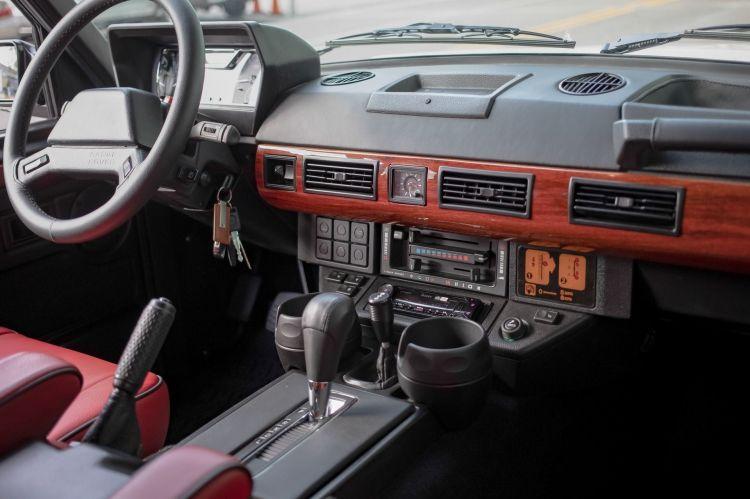 Range Rover Vogue Ecd 6