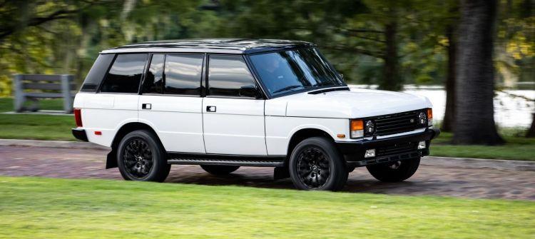 Range Rover Vogue Ecd P