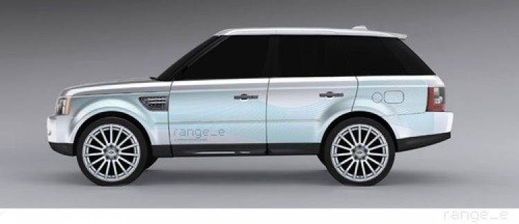 Range_e, el Range Rover Sport híbrido se deja ver