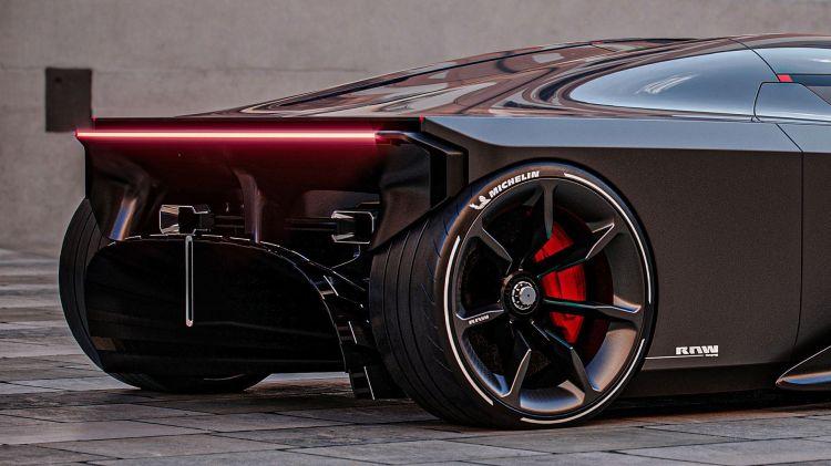 Raw Koenigsegg 16