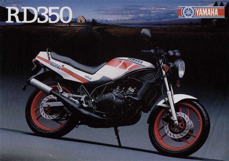 Rd Yamaha 350