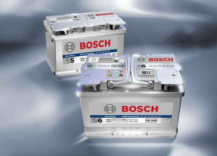 Recargar Cambiar Bateria Alternador Bosch Agm