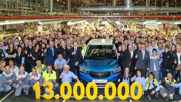 Recortes Opel Concesionarios 00