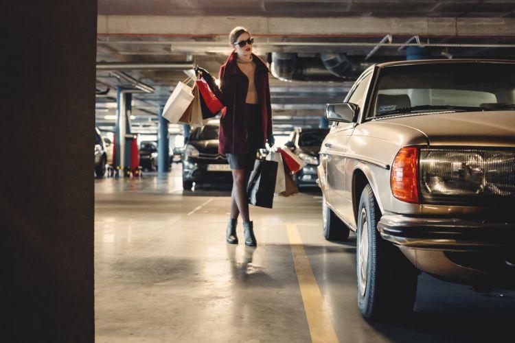 Recurrir Multas Aparcamiento Mercedes W123 Compras