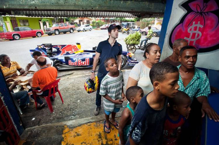 Red Bull Racing F1 en Punta Cana