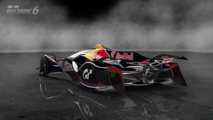 Red Bull X2014, otro superdeportivo de ensueño sólo para Gran Turismo 6