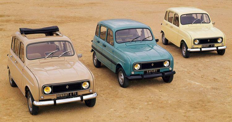 Renault 4 Clasico Gama