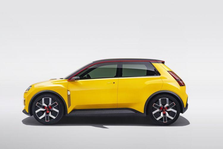 Renault 5 2022 Concept 2