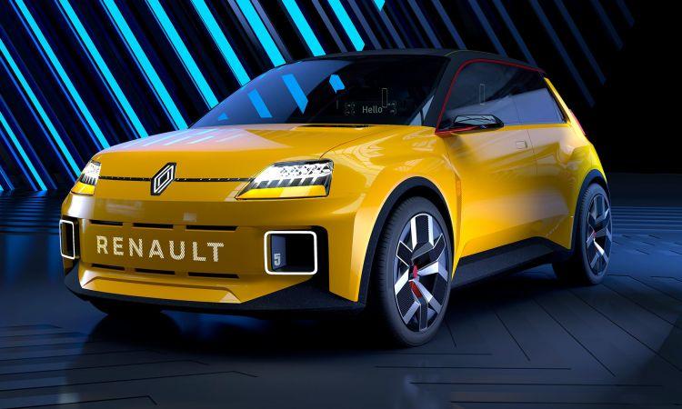 Renault 5 Coche Electrico