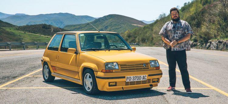 Renault 5 Gt Turbo Prueba Dm