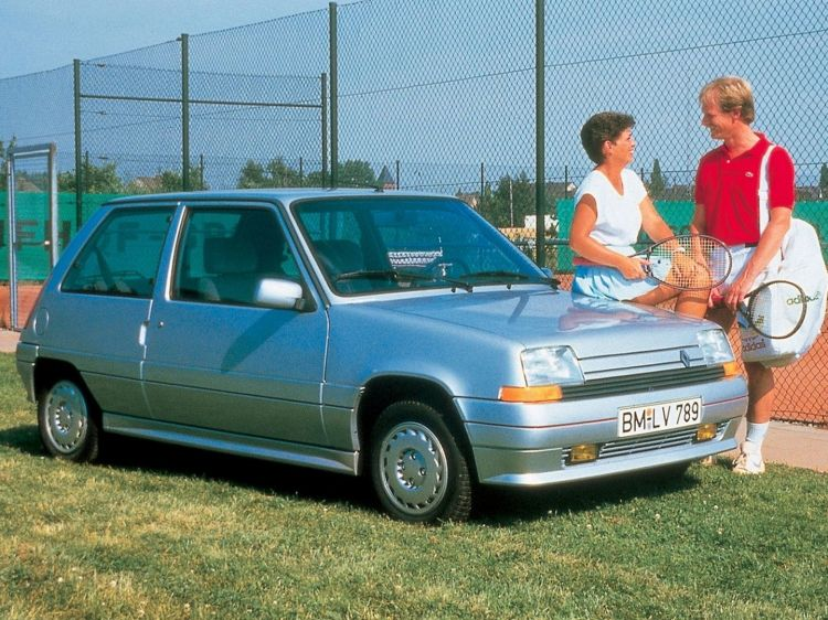 Renault 5 Gtx 1987
