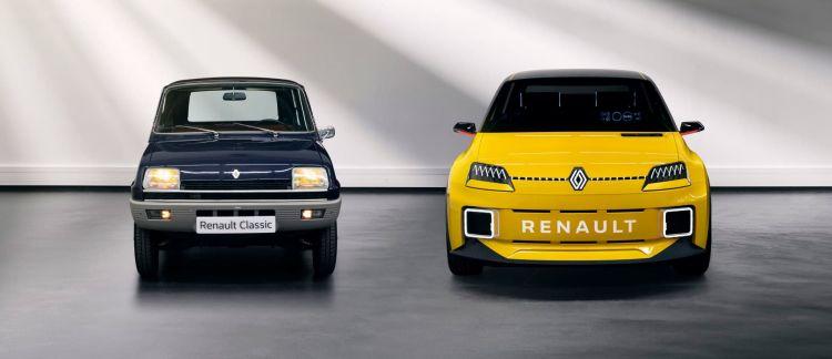 Renault 5 Nuevo Clasico