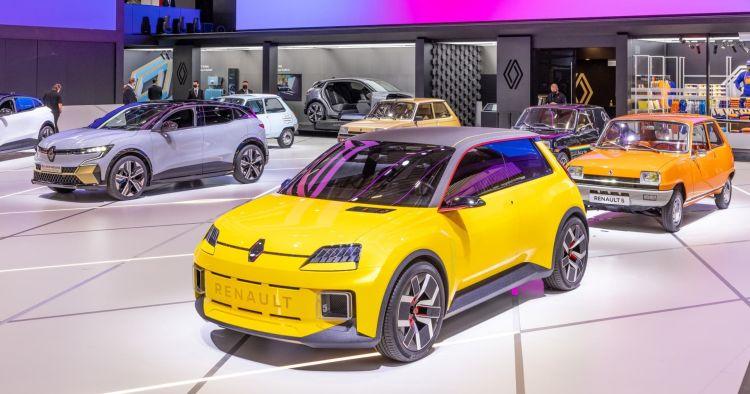 Renault 5 Salon Munich 2021 01