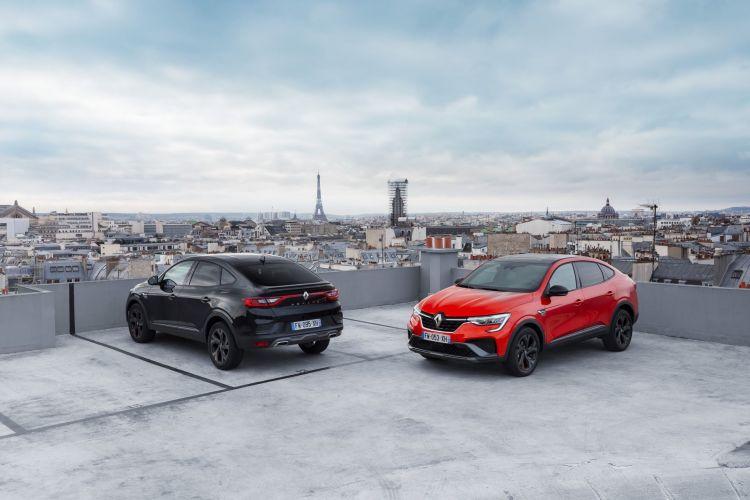 Renault Arkana 2021 Fotos 1